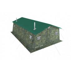 Армейская палатка БЕРЕГ-30М1 6,75 м х 6 м