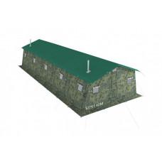 Армейская палатка Берег-40М1 11,25 м х 6 м (однослойная)