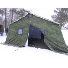 Армейская палатка БЕРЕГ-40М2 11,25 м х 6 м